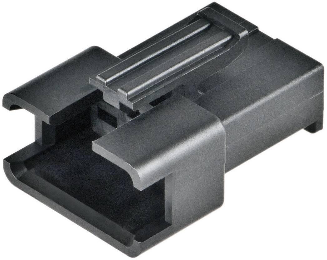 Zástrčkový konektor na kábel JST SMR-04V-B SMR-04V-B, 13 mm, pólů 4, rozteč 2.50 mm, 1 ks