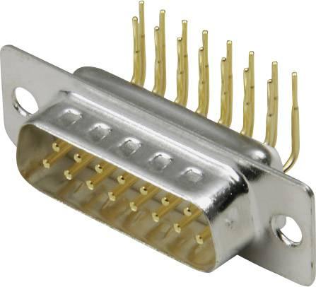 D-SUB kolíková lišta TRU COMPONENTS počet pinov 15, spájkovaný konektor, 1 ks