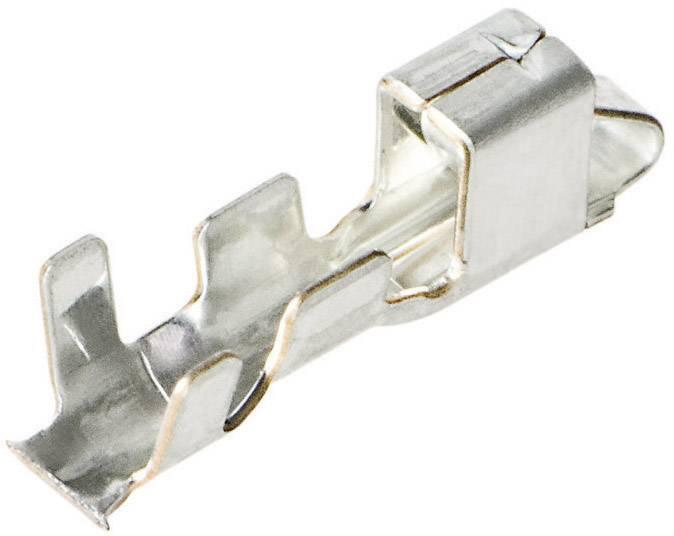 Krimpovacie kontakty JST BHF-001T-0.8BS BHF-001T-0.8BS, 3 mm, pólů 1, 1 ks
