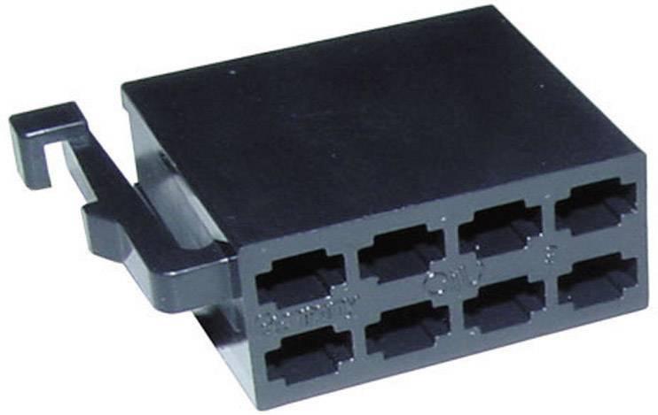 Konektor AIV, 56C001, 8-pólový, čierna