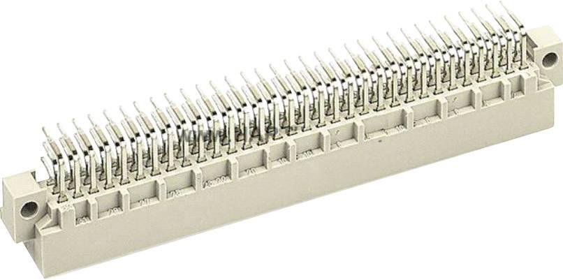 Nožová lišta Harting 09 03 196 6921, počet kontaktov 96, Počet riadkov 3, 1 ks