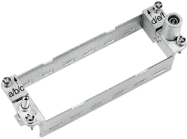 Vložky průmyslových konektorů řady Han® DD-Modul Harting Han® Modular 09 14 016 0313, 1 ks