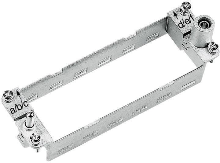 Vložky průmyslových konektorů řady Han® DD-Modul Harting Han® Modular 09 14 024 0313, 1 ks