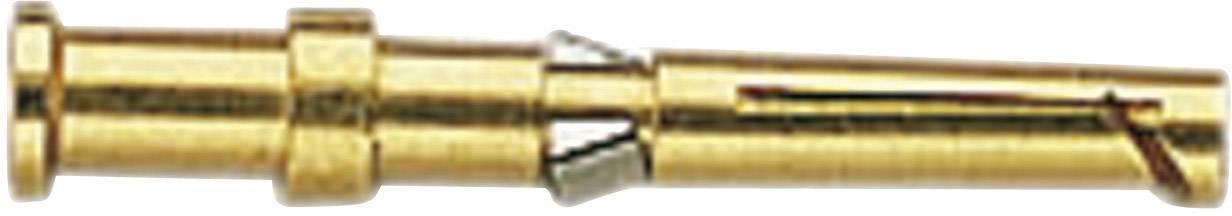 Krimpovací kontakty pro Han®-série Harting Han® D / R15, 09 15 000 6225, 1 ks