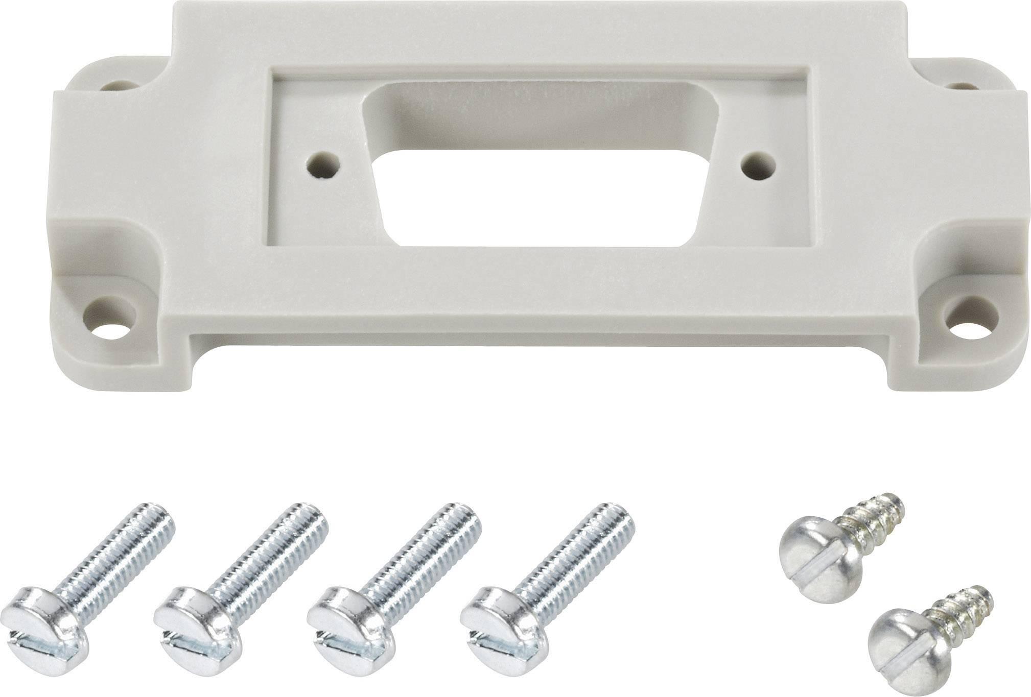 D-SUB adaptér pro pouzdro řady Han A® Han® 10A-D-Sub 9 Harting, 1 ks