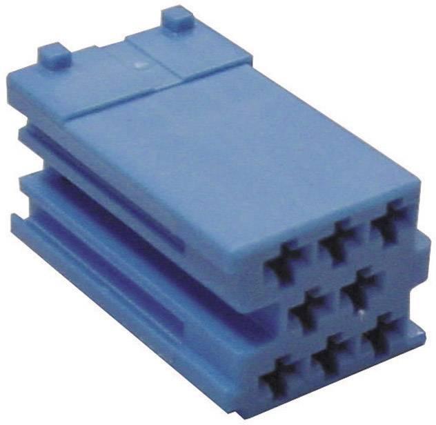 Mini konektor AIV, 56C005, 8-pólový, modrá
