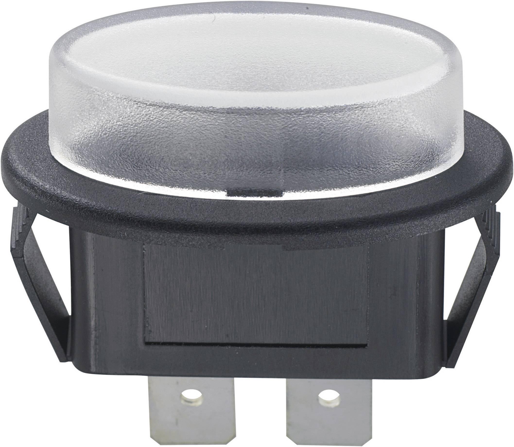 Automobilový poistkový odpínač SCI R3-67 743030, Vhodné pre štandardná plochá poistka, 30 A, 24 V/DC, 1 ks