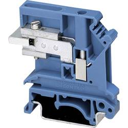 Oddělovací svorka Phoenix Contact UKN 5 BU (3032088), šroubovací, 6,2 mm, modrá