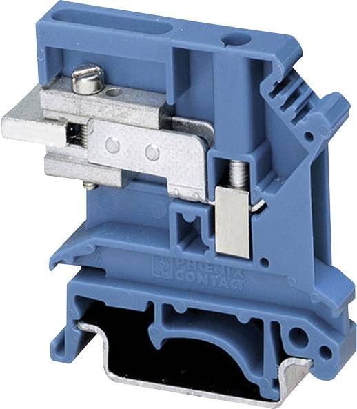 Oddělovací svorka Phoenix Contact UKN 5 BU 3032088, 1 ks, modrá