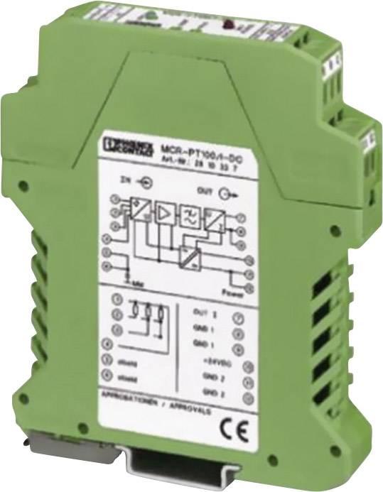 Phoenix Contact MCR-S-1/5-UI-DCI-NC Aktivní převodník až 11 A