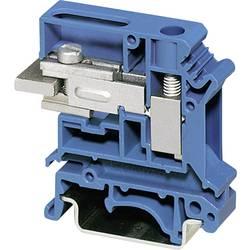 Oddělovací svorka Phoenix Contact UKN 10 N BU (3003910), šroubovací, 10,2 mm, modrá