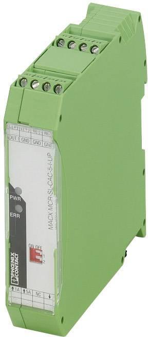 Phoenix Contact MACX MCR-SL-CAC-5-I-UP Proud měřicí převodník pro střídavé proudy do 5 A