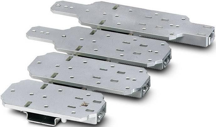 Adaptér montážní lišty Phoenix Contact UTA 107, (d x š) 107 mm x 107 mm (UTA 107)