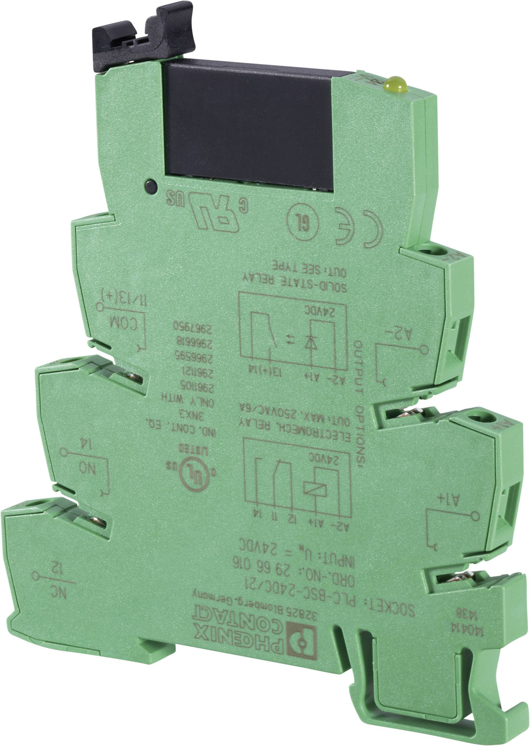 PLC interface Phoenix Contact PLC-OSC-230UC/24DC/2 2966663, 1 ks