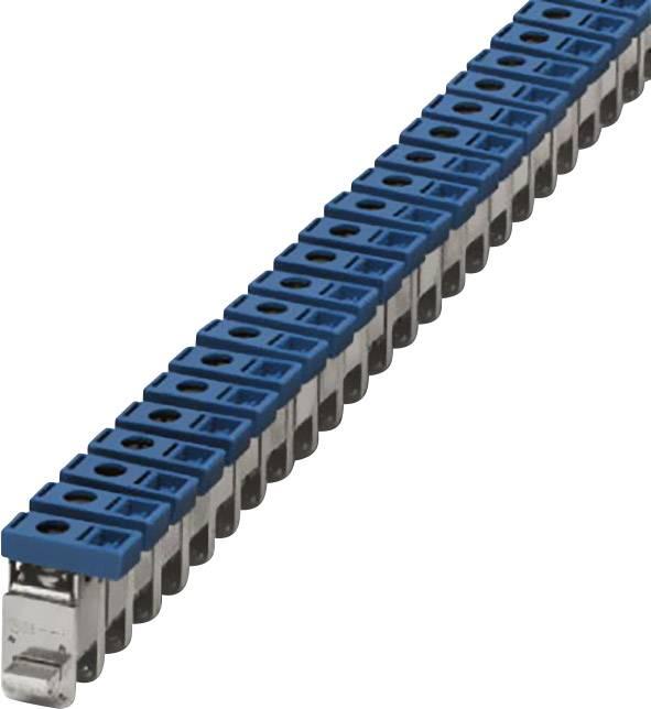 Připojovací svorka Phoenix Contact AKG 35 BU (0424013), 14,3 mm, modrá