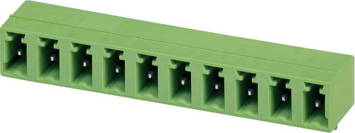 Svorkovnice 1řadá do DPS Phoenix Contact MC 1,5/ 4-G-5,08 (1836202), 4pól., zelená