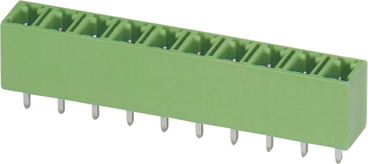 Svorkovnice 1řadá do DPS Phoenix Contact MCV 1,5/ 6-G-5,08 (1836338), 6pól., zelená
