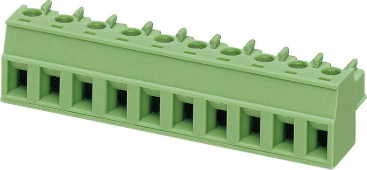 Konektor šroubový Phoenix Contact MC 1,5/ 9-ST-5,08 (1836147), AWG 28-16, 5,08 mm, zelený