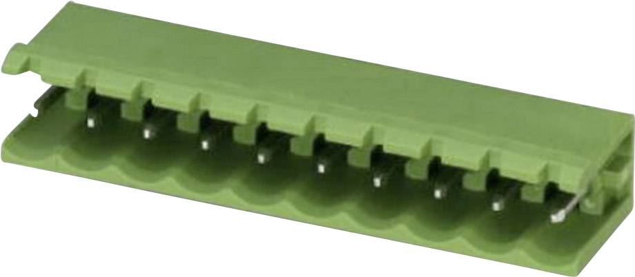 Svorkovnice 1řadá do DPS Phoenix Contact MSTB 2,5/ 9-G-5,08 (1759088), 9pól., zelená