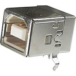 USB konektor vestavný do DPS ASSMANN WSW A-USBSB, zásuvka Typ B