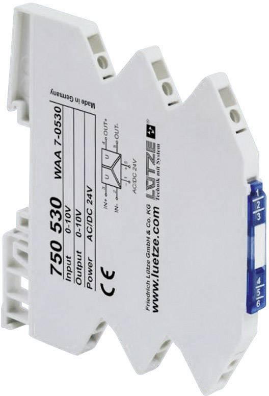 3-cestný prevodník normovaných signálov Lutz WAA 7-0531 750531 1 ks