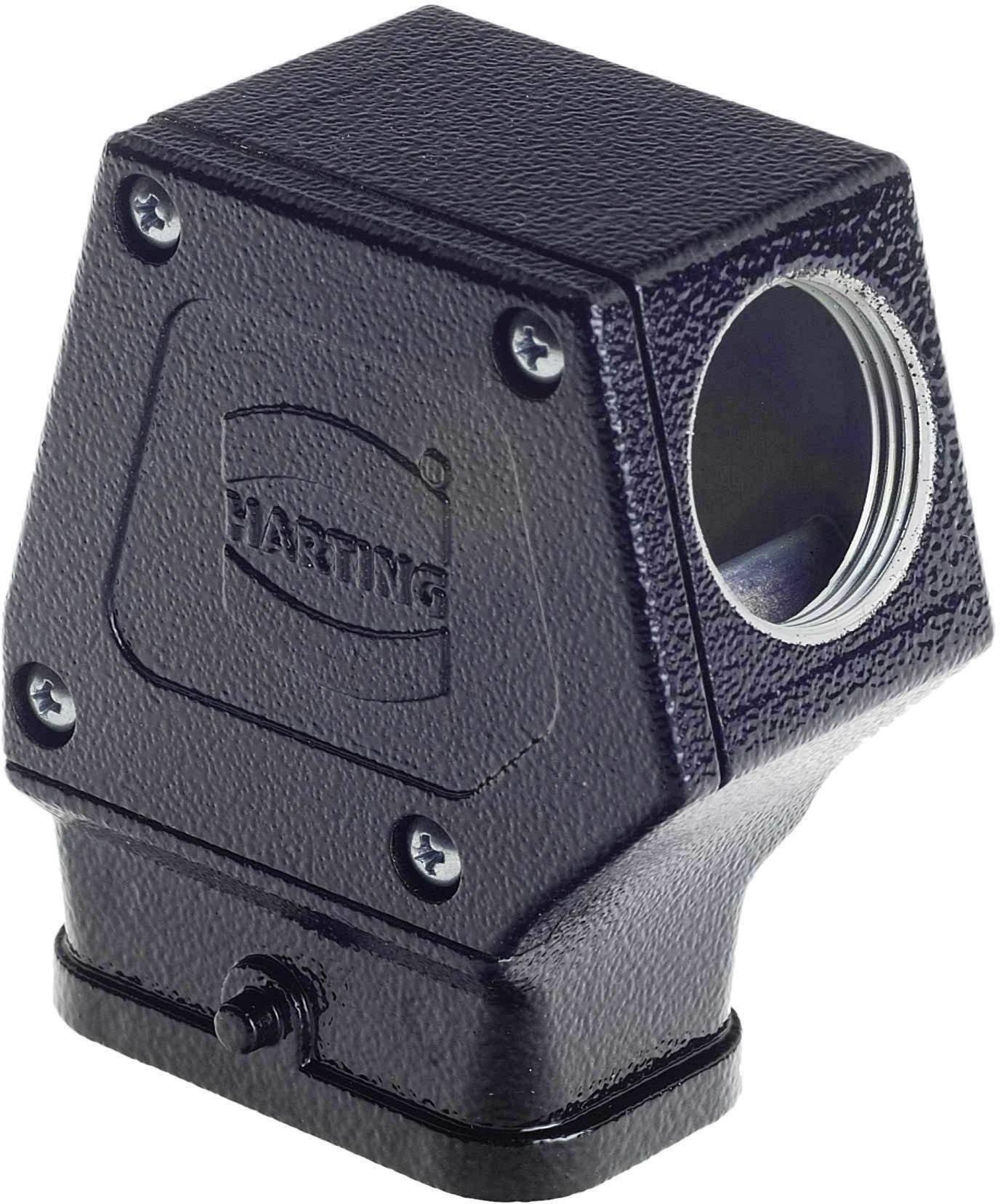 Púzdro Harting Han Compact-gs-M25 19 12 008 0526, 1 ks