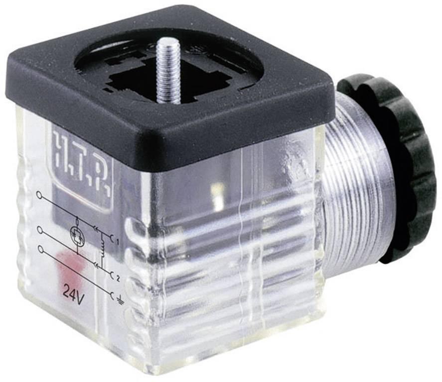 Ventilová zástrčka HTP G1TU2L01, počet pinov 2, priehľadná, 1 ks