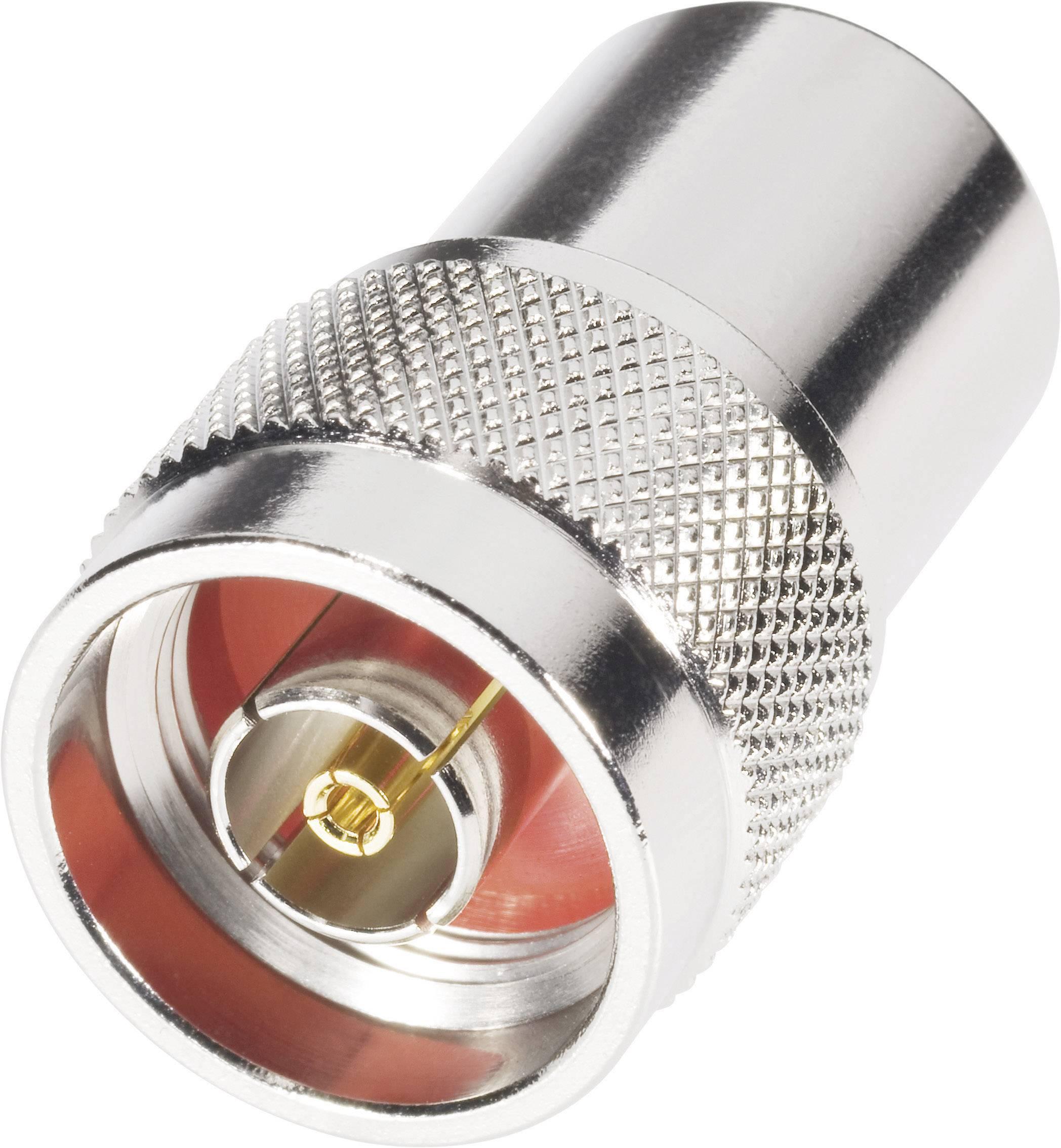 Zakončovací odpor BKL Electronic 419510, strieborná, 1 ks