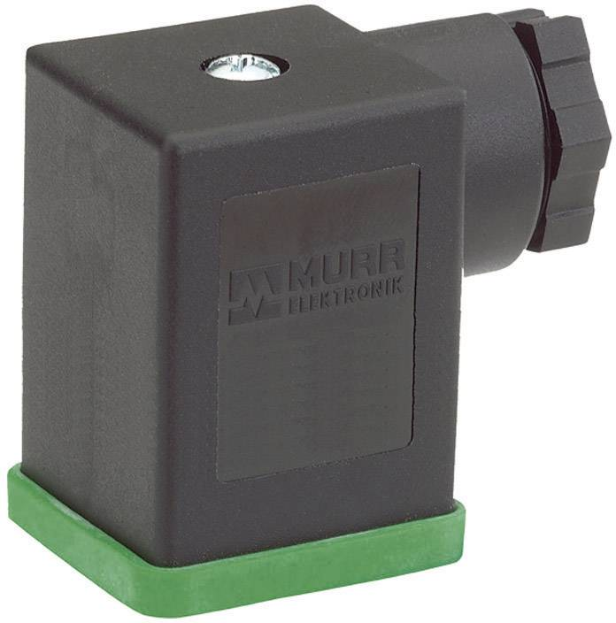 Ventilový konektor Murr Elektronik SVS Eco (7000-30055-0000000), IP65 (60529), černá