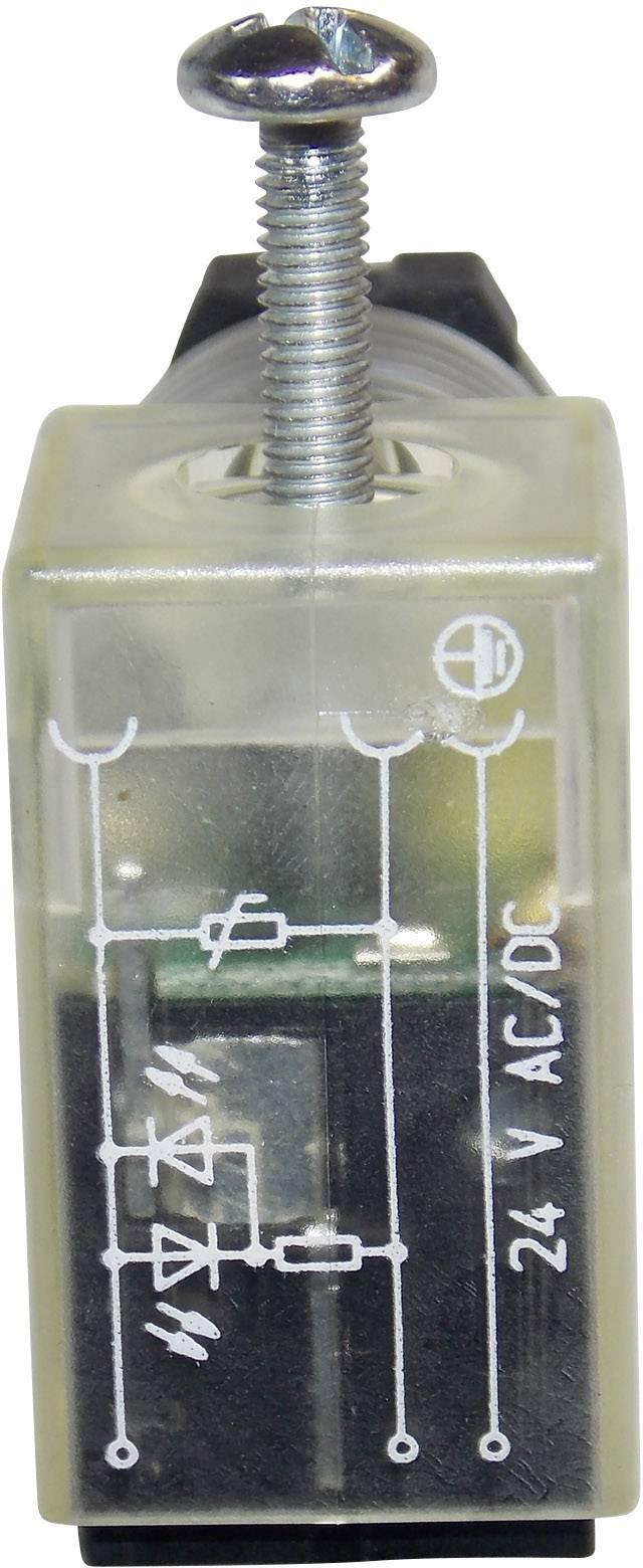 Ventil. konektor Murr Elektronik SVS Eco (7000-30205-0000000), IP65 (60529), černá/transp.