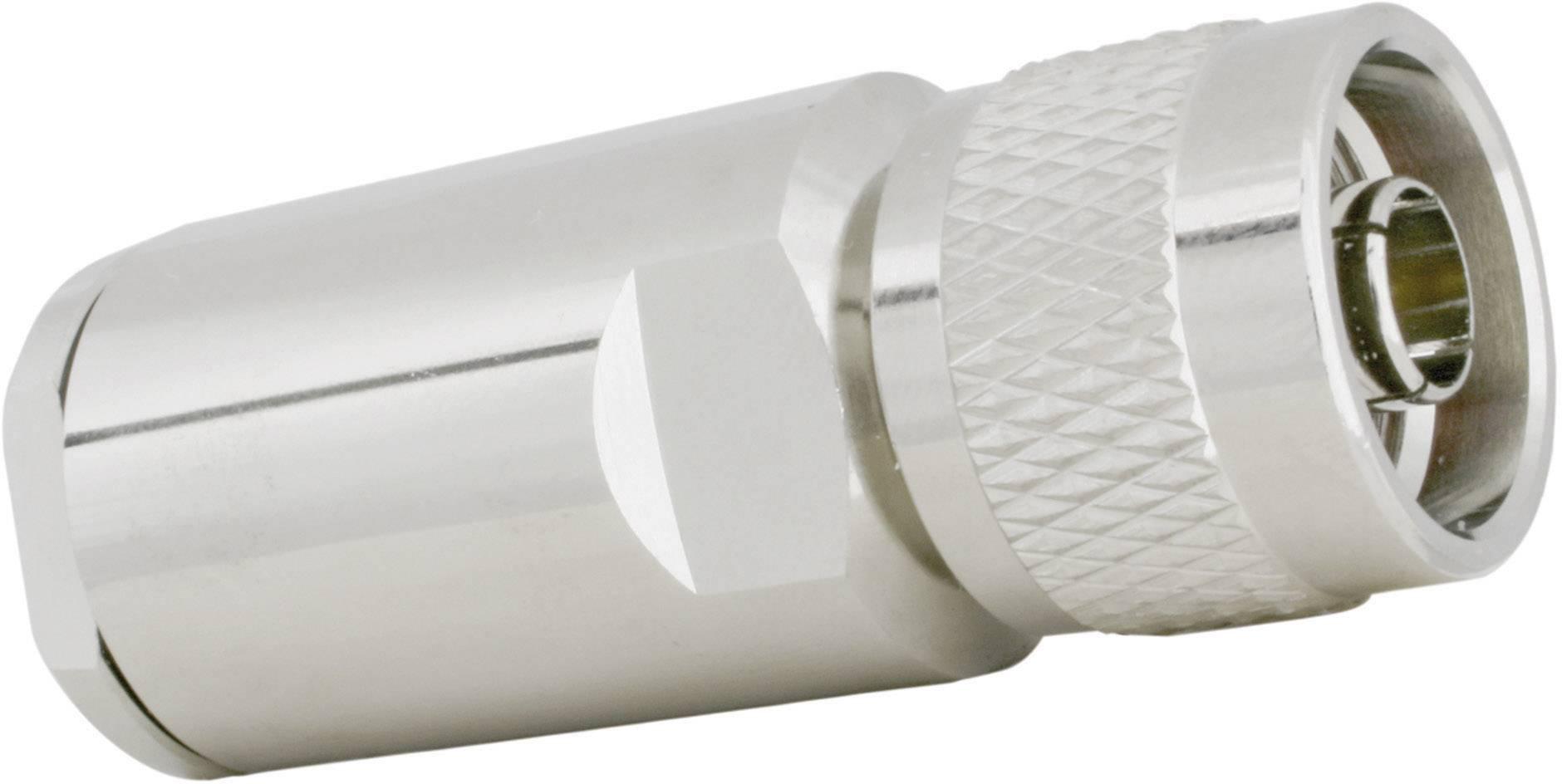 Konektor N SSB Ecoflex15 Plus (7395), 50 Ω, zástrčka rovná