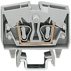 Průchozí svorka Wago 264-701, pružinová, 6 mm, šedá
