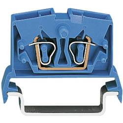 Průchozí svorka Wago 264-714, pružinová, 6 mm, modrá