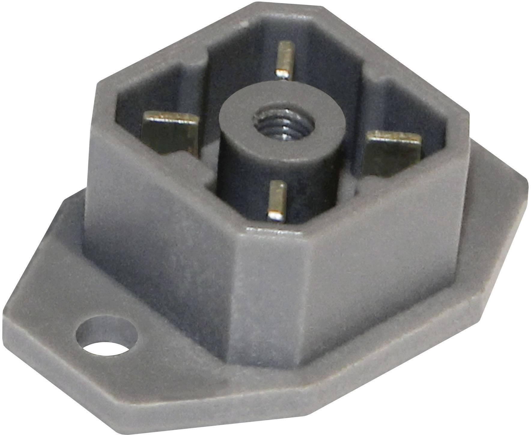 Konektor ventilu HTP BP3G04000-F (BP3N04000-F), černá