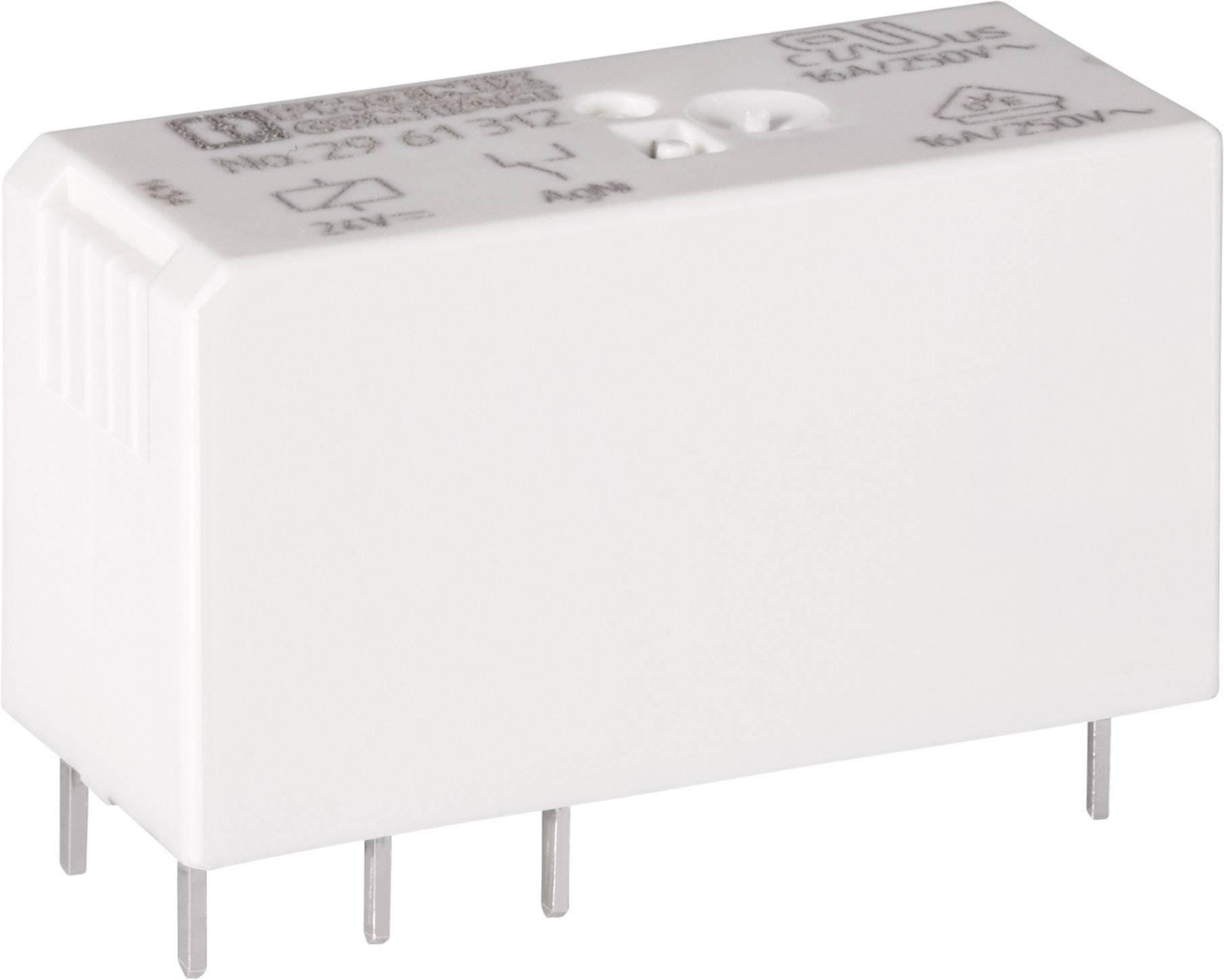 Relé do DPS Phoenix Contact 230 V/AC, 8 A, 2 prepínacie, 1 ks