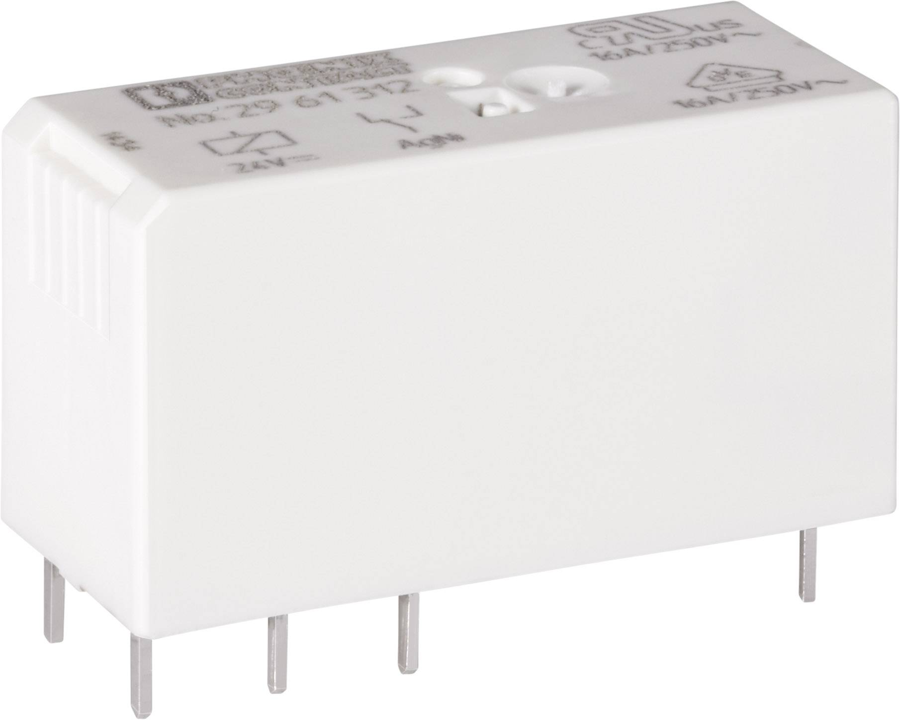 Relé do DPS Phoenix Contact 2961480, 230 V/AC, 8 A, 2 prepínacie, 1 ks