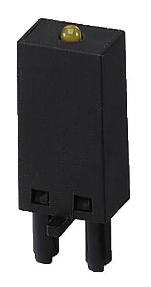 Zasúvací modul s diódou Phoenix Contact LDP-12-24 DC Farba svetla: žltá
