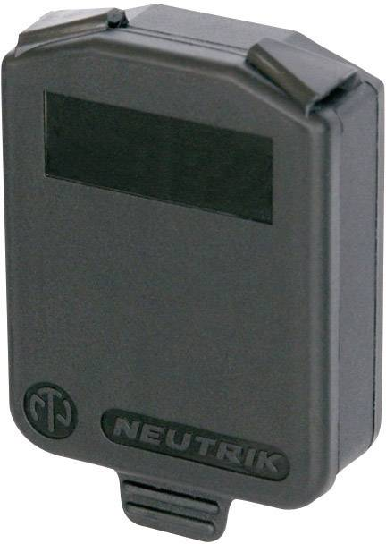 Těsnící krytka Neutrik SCDX9, bílá, 1 ks
