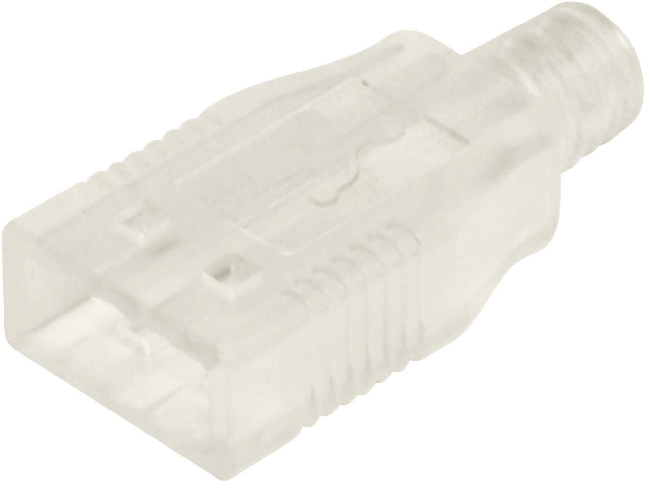 Krytka pro USB A BKL Electronic 10120100, zástrčka rovná