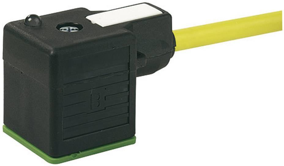Ventilový konektor s volným koncem Murr Elektronik MSUD (7000-18121-6280500), IP67, 5 m