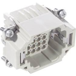 Vložka pinového konektoru EPIC® H-DD 24 11285000 LAPP počet kontaktů 24 + PE 1 ks