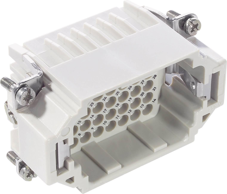 Vložka pinového konektoru EPIC® H-DD 42 11285100 LappKabel počet kontaktů 42 + PE 1 ks