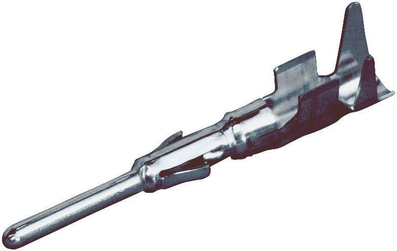 Pin konektoru Amphenol, VN01 016 0011 1, zástrčka, 0,14 ‑ 0,5 mm², 250 V, 10 A