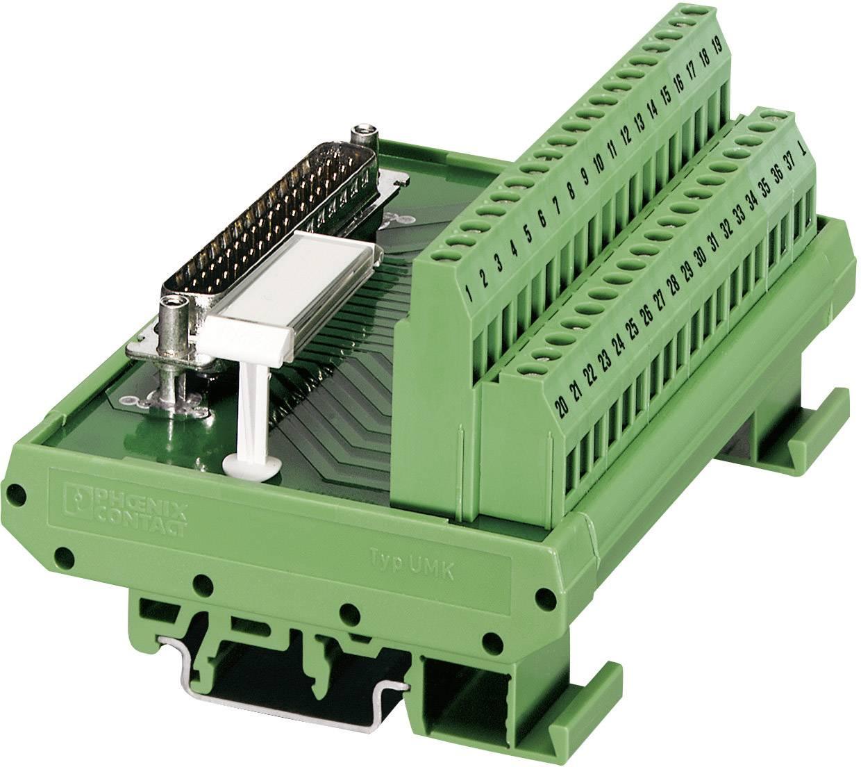 Odovzdávací modul Phoenix Contact FLKM-D15 SUB/S, 1 ks