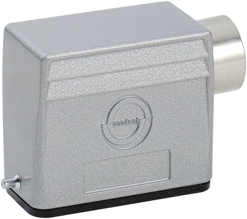 Průchodkové pouzdro, boční kabelový vstup, čepy pro podélné třmeny, nízké provedení, s připojovacím hrdlem, série H-A 10 LAPP 19445000 EPIC® H-A 10 TS M20 M20 1 ks