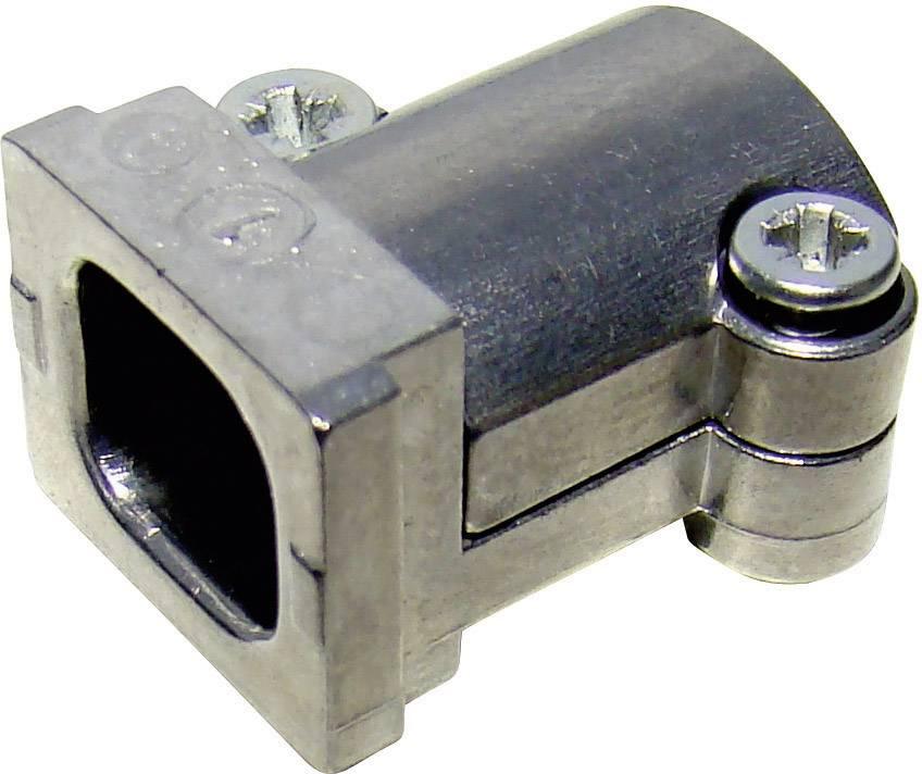 Káblová svorka Provertha 5825GDC, strieborná, 1 ks