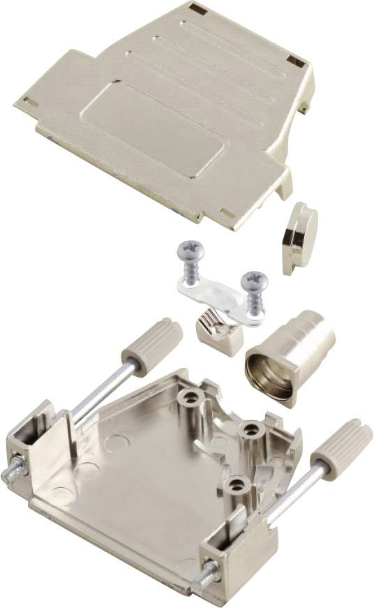 D-SUB pouzdro MH Connectors MHDSSK-M-25-L-K 6260-0106-03 Pólů: 25 1 ks