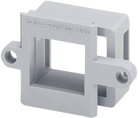 Neupravený zástrčkový konektor pre senzory - aktory Phoenix Contact VS-08-A-RJ45/MOD-1-IP20 1689433, 1 ks