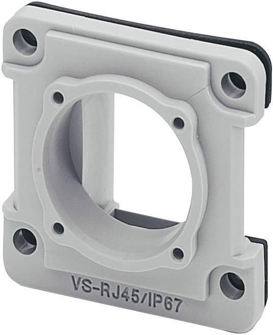 Neupravený zástrčkový konektor pre senzory - aktory Phoenix Contact VS-08-A-RJ45/MOD-1-IP67 1689080, 1 ks