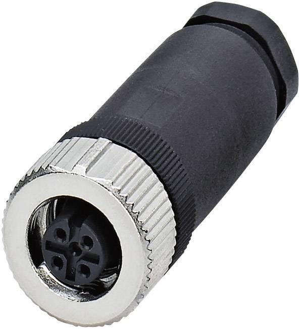 Neupravený zástrčkový konektor pre senzory - aktory Phoenix Contact SACC-M12FS-5CON-PG9-M 1681486, 1 ks
